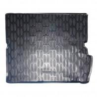Резиновый коврик в багажник Honda Pilot 5-ти местный Aileron