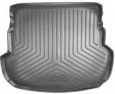 Резиновый коврик в багажник Mazda 6 WAG 2002-2008 Unidec