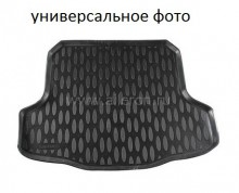 Резиновый коврик в багажник Honda Civic 4D 2012-