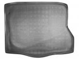 Unidec Резиновый коврик в багажник Mercedes CLA (C117) sedan 2013-