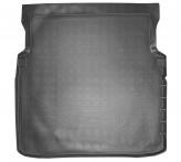 Unidec Резиновый коврик в багажник Mercedes E (W211) sedan 2006-2009