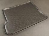 Резиновый коврик в багажник Nissan Patrol 2004-2010 Unidec
