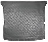 Unidec Резиновый коврик в багажник Nissan Patrol 2010- (5 мест)