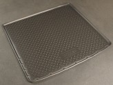 Unidec Резиновый коврик в багажник Nissan Terrano (4WD) 2014-\ Renault Duster (4WD)  2011-