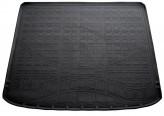 Резиновый коврик в багажник Nissan X-Trail (T31) 2010- (без органайзера) Unidec