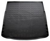 Резиновый коврик в багажник Opel Insignia 2009- (с полнораз. зап.) Unidec