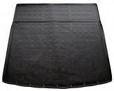 Резиновый коврик в багажник Opel Insignia WAG 2009-2017 Unidec