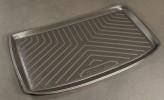 Unidec Резиновый коврик в багажник Peugeot 206 HB 1998-2006
