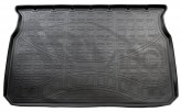 Unidec Резиновый коврик в багажник Peugeot 208 HB