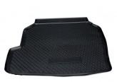 Unidec Резиновый коврик в багажник Renault Latitude V6 sedan 2012-
