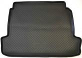 Unidec Резиновый коврик в багажник Renault Megane II sedan 2002-2009