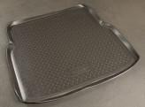 Unidec Резиновый коврик в багажник Renault Symbol sedan 2006-2008