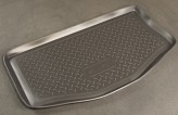 Резиновый коврик в багажник Suzuki Swift HB 2005-2008 Unidec