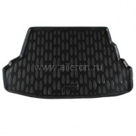Aileron Резиновый коврик в багажник Hyundai Accent sedan (Base, Standart) 2010-