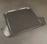 Резиновый коврик в багажник Seat Cardoba sedan 2006-2009 Unidec
