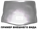 Резиновый коврик в багажник Seat Ibiza HB 2003-2008 Unidec