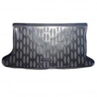 Резиновый коврик в багажник Hyundai Accent HB 2010- Aileron
