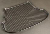 Резиновый коврик в багажник Subaru Forester 1997-2002 Unidec