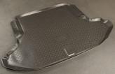 Резиновый коврик в багажник Subaru Legacy sedan 2009- Unidec