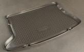 Unidec Резиновый коврик в багажник Toyota Auris HB 2006-2012