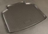 Unidec Резиновый коврик в багажник Toyota Avensis sedan 2003-2009