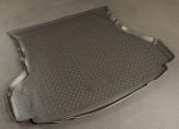 Unidec Резиновый коврик в багажник Toyota Avensis sedan 2009-