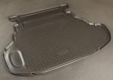 Резиновый коврик в багажник Toyota Camry sedan 2011- (2,5L) Unidec