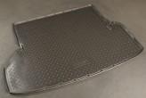 Резиновый коврик в багажник Toyota Highlander 2007-2013 (7 мест) Unidec