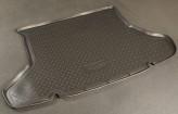 Резиновый коврик в багажник Toyota Prius 2009-