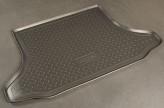 Unidec Резиновый коврик в багажник Toyota RAV4 2000-2006