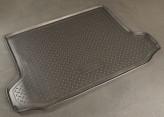 Резиновый коврик в багажник Toyota RAV4 (long) 2009-2012 Unidec