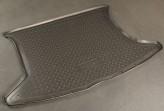 Резиновый коврик в багажник Toyota Verso 2009-
