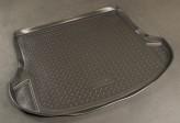 Unidec Резиновый коврик в багажник Volvo S40 sedan 2007-