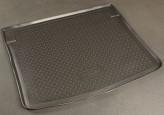 Резиновый коврик в багажник Volkswagen Caddy 2004-