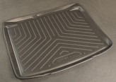 Резиновый коврик в багажник Volkswagen Golf IV 1999-2003