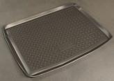 Unidec Резиновый коврик в багажник Volkswagen Golf V HB 2003-2009