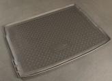 Резиновый коврик в багажник Volkswagen Golf VI HB 2009-2013 Unidec