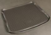 Резиновый коврик в багажник Volkswagen Tiguan 2007-