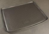 Unidec Резиновый коврик в багажник Volkswagen Touareg 2002-2010