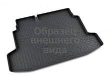 Резиновый коврик в багажник Mitsubishi Lanсer X АГАТЭК
