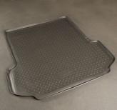 Резиновый коврик в багажник Mitsubishi Pajero Sport 2008- Unidec