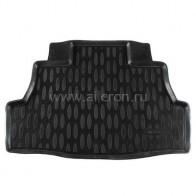 Aileron Резиновый коврик в багажник Nissan Almera Classic