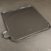 Резиновый коврик в багажник Nissan Pahtfinder Unidec