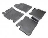 Unidec Резиновые коврики Faw Besturn B50 sedan 2012-