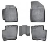 Резиновые коврики Faw V5 2012-