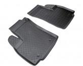 Резиновые коврики Fiat Doblo 2001- (пер) Unidec