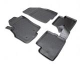 Unidec Резиновые коврики Fiat Grande Punto 2005-