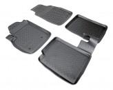 Unidec Резиновые коврики Fiat Panda 2003-2011