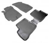 Unidec Резиновые коврики Hyundai Accent (LC) 2000-