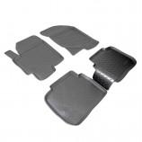 Unidec Резиновые коврики Hyundai Elantra XD 2003-2006